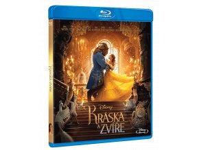 Kráska a zvíře (Blu-ray)
