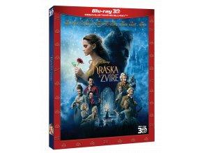 Kráska a zvíře (Blu-ray + Blu-ray 3D)