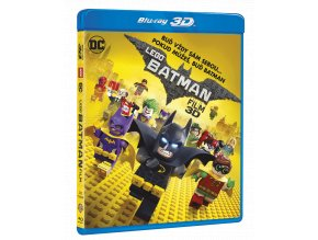 Lego Batman Film (Blu-ray 3D + Blu-ray 2D)