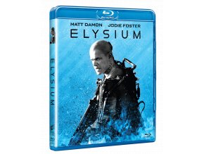 Elysium (Sony Big Face Blu-ray)