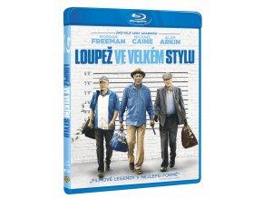 Loupež ve velkém stylu (Blu-ray)