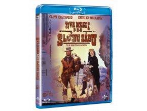 Dva mezci pro slečnu Sáru (Blu-ray)