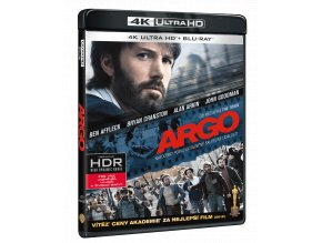 Argo (4k Ultra HD Blu-ray + Blu-ray)