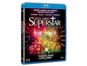 Jesus Christ Superstar Live (2012, Blu-ray)