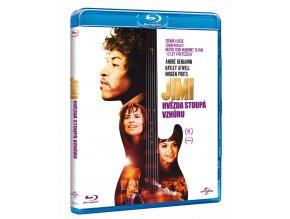 Jimi: Hvězda stoupá vzhůru (Blu-ray)