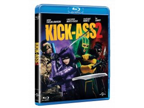 Kick Ass 2 / Nářez 2 (Blu-ray)