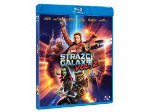Strážci Galaxie Vol. 2 (Blu-ray 3D + Blu-ray)