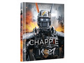 Chappie (Blu-ray, Digibook)