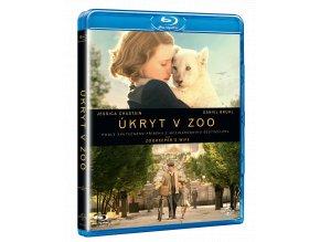 Úkryt v Zoo (Blu-ray)