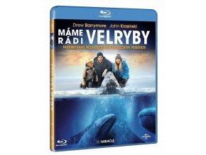 Máme rádi velryby (Blu-ray)