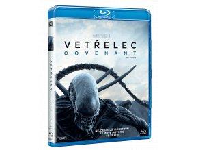 Vetřelec: Covenant (Blu-ray)