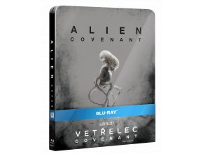 Vetřelec: Covenant (Blu-ray, Steelbook)