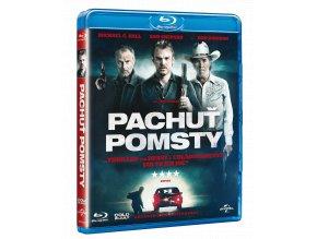 Pachuť pomsty (Blu-ray)