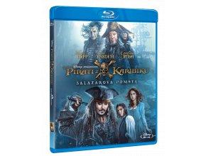 Piráti z Karibiku: Salazarova pomsta (Blu-ray)
