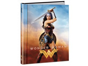 Wonder Woman (Blu-ray 3D + Blu-ray, Digibook)