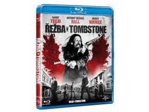 Řežba v Tombstone (Blu-ray)