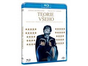 Teorie všeho (Blu-ray)