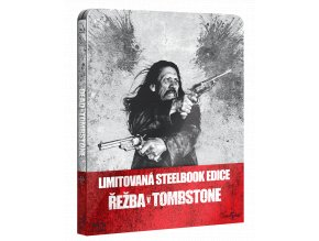 Řežba v Tombstone (Blu-ray, Steelbook)