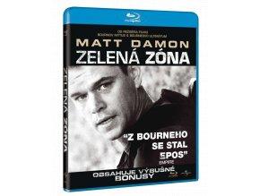 Zelená zóna (Blu-ray)