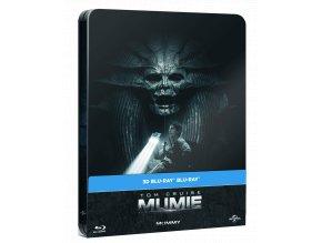 Mumie 2017 (Blu-ray 3D + Blu-ray 2D)
