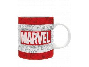 Hrnek Marvel Logo (320 ml)