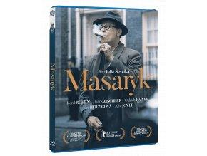 Masaryk (Blu-ray)
