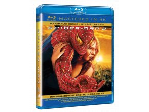 Spider-Man 2 (Blu-ray, Mastered in 4k)