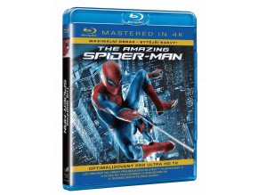 Amazing Spider-Man (Blu-ray, Mastered in 4k)