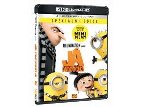 Já, padouch 3 (4k Ultra HD Blu-ray + Blu-ray)