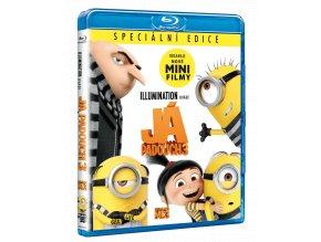 Já, padouch 3 (Blu-ray)