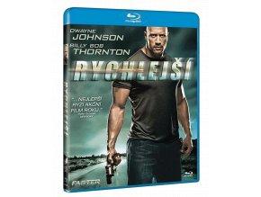 Rychlejší (Blu-ray)