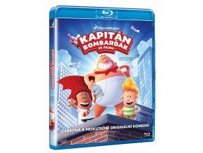 Kapitán Bombarďák ve filmu (Blu-ray)