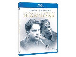 Vykoupení z věznice Shawshank (Blu-ray)