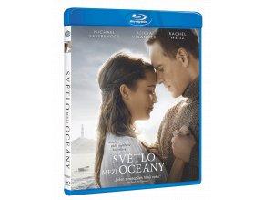 Světlo mezi oceány (Blu-ray)