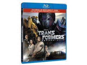 Transformers: Poslední rytíř (Blu-ray 2D + bonusový Blu-ray)