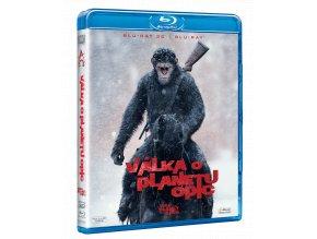Válka o planetu opic (Blu-ray 3D + Blu-ray 2D)