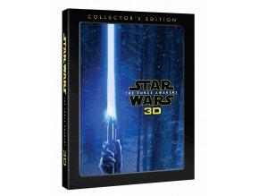 Star Wars: Síla se probouzí  (3D, Sběratelská edice)