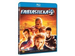 Fantastická čtyřka 2005 (Blu-ray)