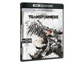 Transformers: Zánik (4k Ultra HD Blu-ray + Blu-ray)