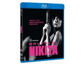 Brutální Nikita (Blu-ray)