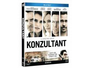 Konzultant (Blu-ray)