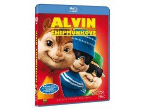 Alvin a Chipmunkové (Blu-ray)