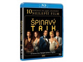 Špinavý trik (Blu-ray)