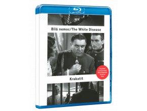 Bílá nemoc / Krakatit (BD s restaurovanými filmy + BD s bonusy)