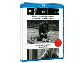 Případ pro začínajícího kata / Postava k podpírání (Blu-ray)