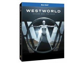Westworld - 1. sezóna (3x Blu-ray)