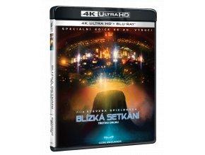 Blízká setkání třetího druhu (4k Ultra HD Blu-ray + Blu-ray)