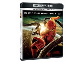 Spider-Man 2 (4k Ultra HD Blu-ray + Blu-ray)