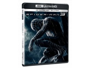 Spider-Man 3 (4k Ultra HD Blu-ray + Blu-ray)
