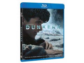 Dunkerk (Blu-ray s filmem + bonusový disk)